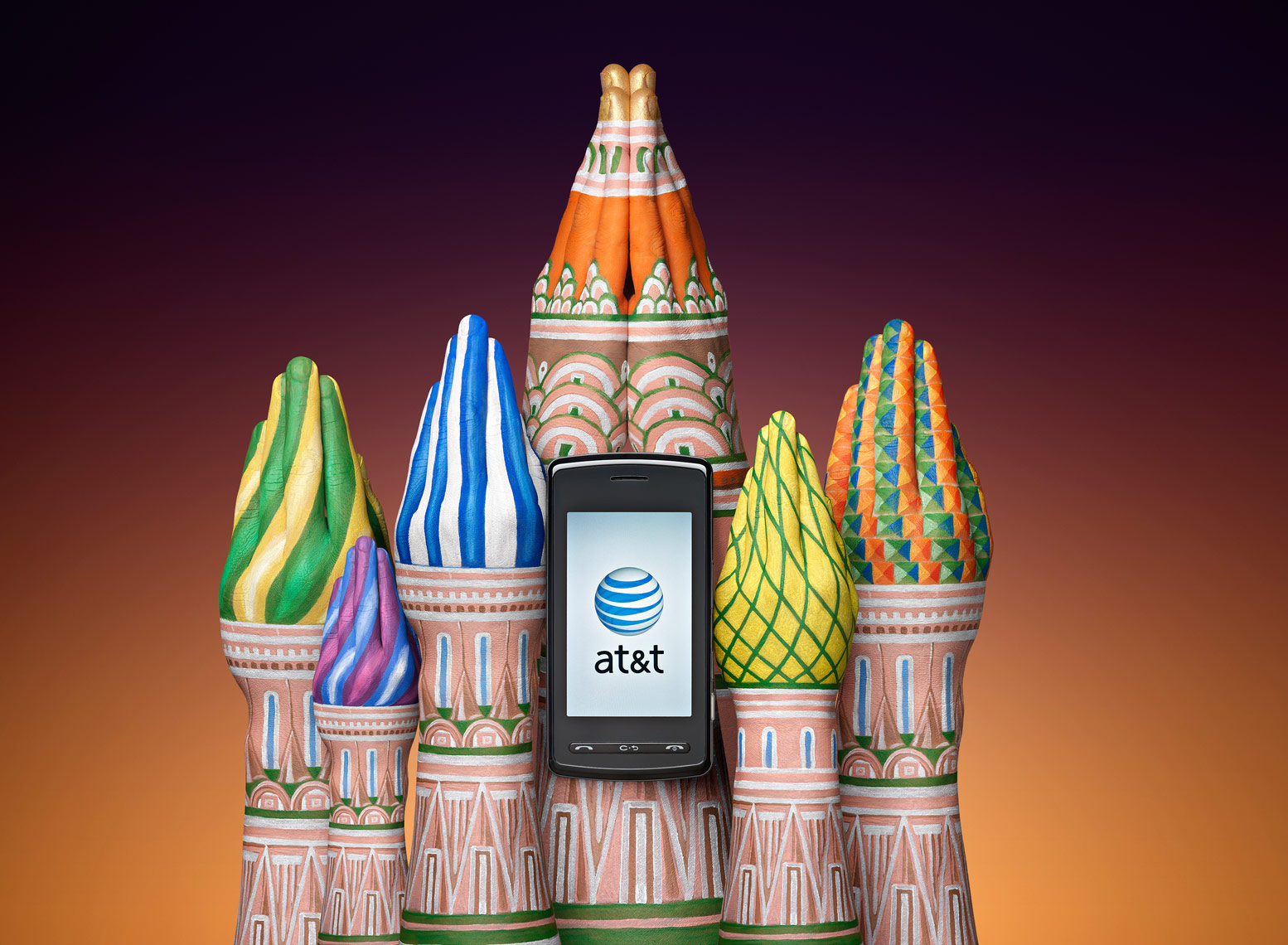 AT&T - Russia