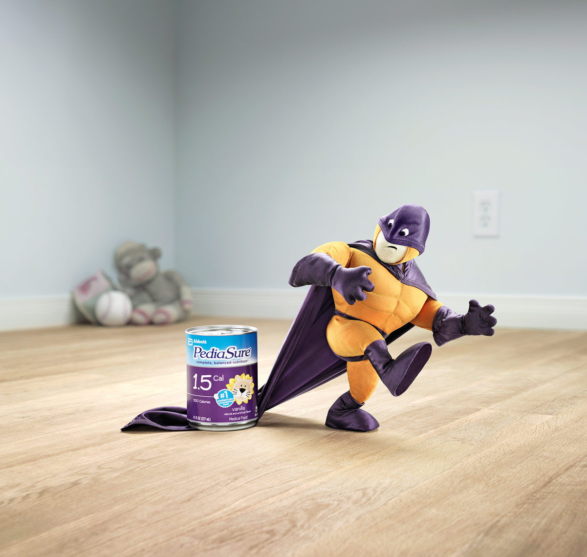 Pediasure - Superhero
